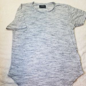 Pac Sun | White & Grey Tee Thermal Material